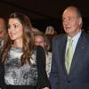 Don Juan Carlos visita Jordania como invitado de los reyes Abdalá y Rania