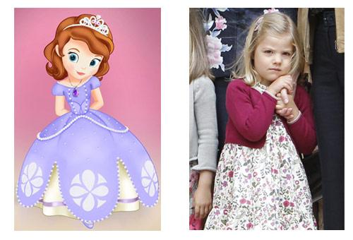 Imagenes De La Princesa Sofia