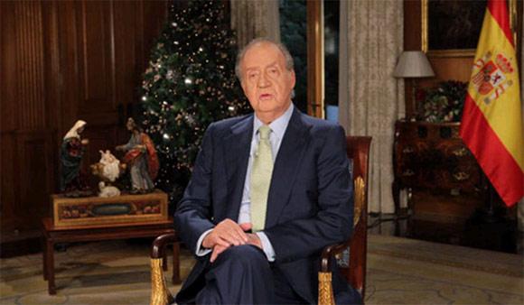El Mensaje de Navidad más sincero del Rey