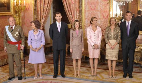 La Casa Real deja las cuentas claras