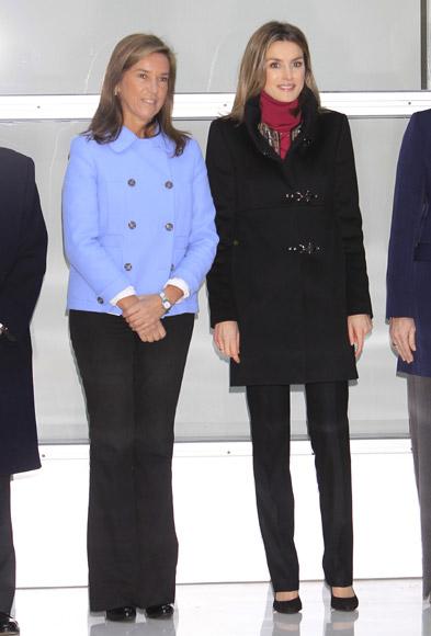La princesa de Asturias reclama unión en la lucha contra el cáncer