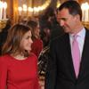 Los gestos y miradas cómplices de los príncipes de Asturias