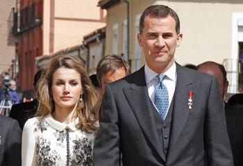 Los Príncipes de Asturias presiden la entrega de los premios Cervantes