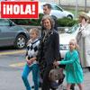 En ¡HOLA!: Imágenes exclusivas del cumpleaños de Miguel Urdangarín junto a su abuela la Reina en Washington