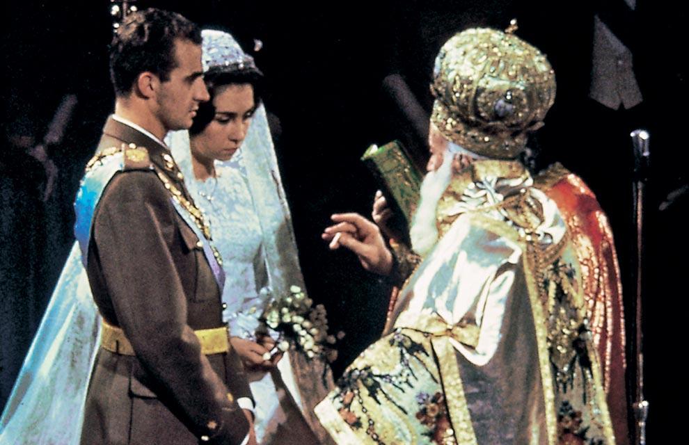 Matrimonio Catolico Ortodoxo : Las noticias de twins bodas oro los reyes juan