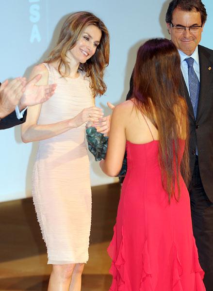 Príncipes de Asturias: visita de 2 días a Girona Principes-premios2--z