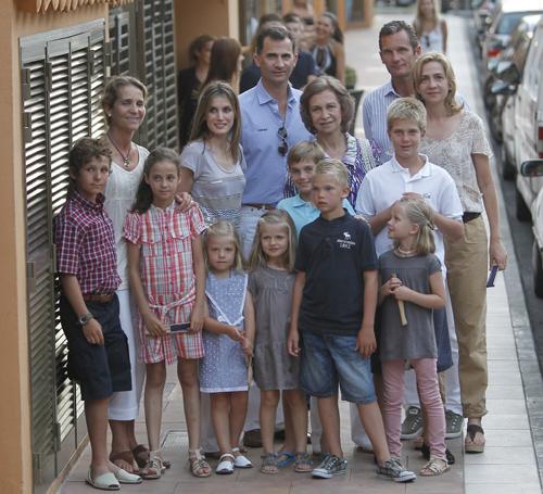 El verano de la Familia Real española: unas vacaciones acordes a las circunstancias