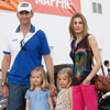 Los Príncipes de Asturias y sus hijas ya se encuentran en Marivent