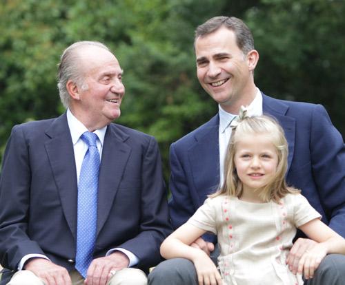 La Casa Real española presenta su nueva web