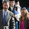 Don Felipe y doña Letizia, intensa agenda en Oviedo el día previo a la entrega de los Premios Príncipe de Asturias