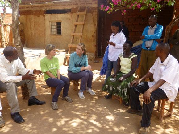 La infanta cristina viaja a tanzania para visitar dos - Casas embargadas la caixa ...