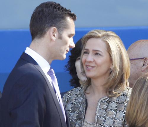La Casa del Rey niega presiones a la infanta Cristina para que renuncie o se divorcie