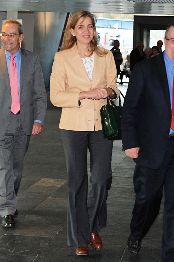 La Fiscalía no ve indicios contra la Casa Real ni la infanta Cristina en el 'caso Nóos'