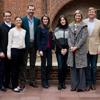 Don Felipe y doña Letizia se reúnen con otros Príncipes Herederos en Holanda