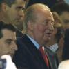 El Rey reaparece fuera de La Zarzuela para presidir la semifinal de la Champions en el Bernabéu