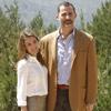 Los Príncipes de Asturias, amor de alta montaña en la Sierra de Guadarrama