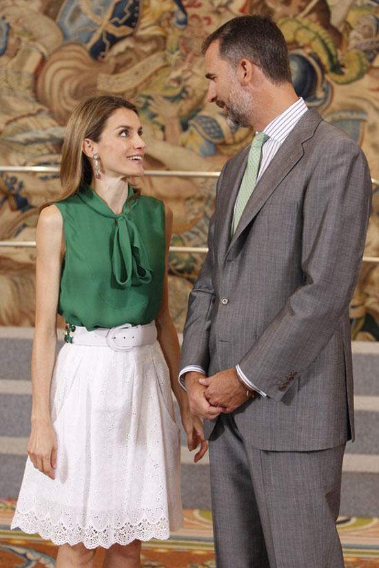 Do a letizia una princesa ibicenca en la zarzuela - Oficina de empleo asturias ...
