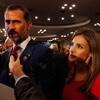 Los príncipes de Asturias, más unidos que nunca en Buenos Aires