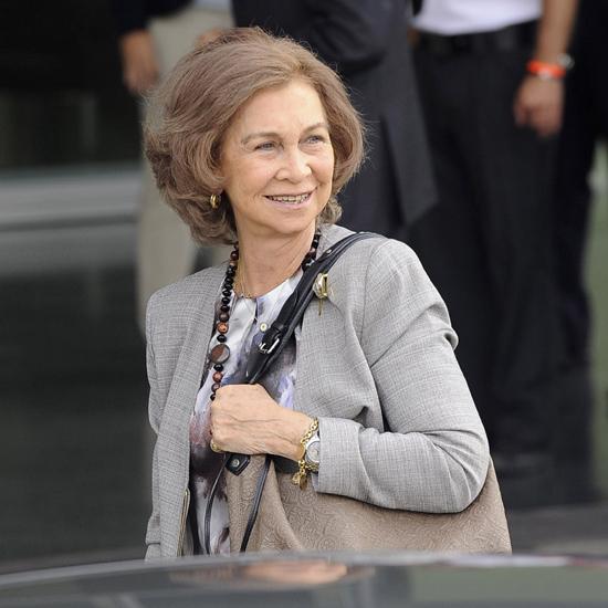 La Reina viaja a Ginebra para celebrar el cumpleaños de su nieto Juan Valentín