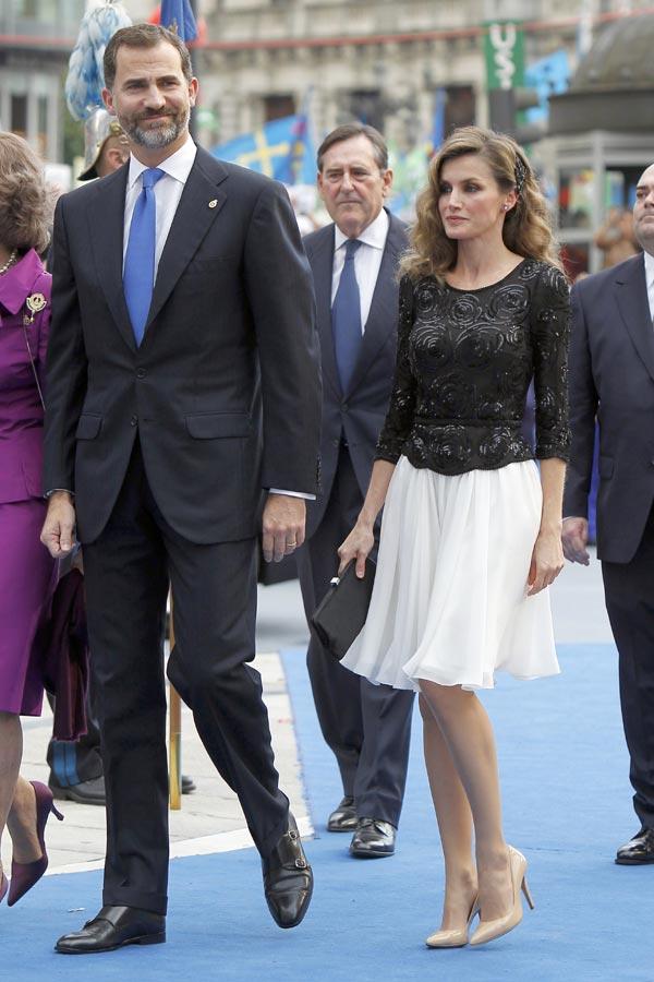 Los Príncipes vuelven a Asturias una década después de aquel 'primer' encuentro