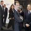 Los Príncipes de Asturias, Rajoy, Zapatero y Aznar se encuentran en el decimoquinto aniversario de 'La Razón'