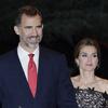 Los Príncipes de Asturias presiden la cena de inauguración del XVIII Foro España-Estados Unidos