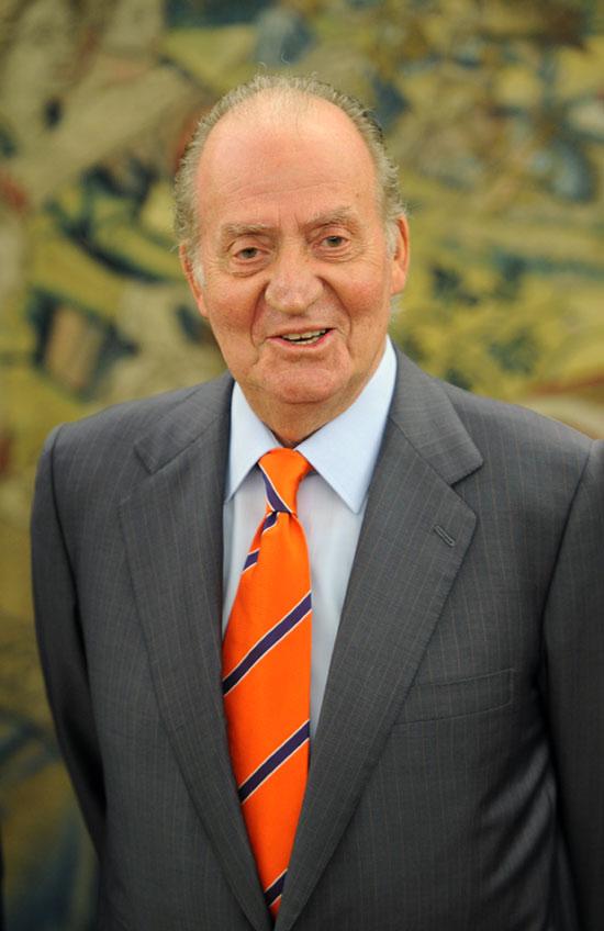 Don Juan Carlos cumple 76 años