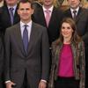 La Familia Real inicia su agenda del nuevo año tras conocer la imputación de la infanta Cristina