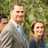 El reencuentro entre palmeras de los Príncipes de Asturias
