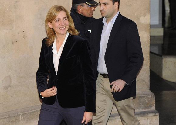Los abogados de la infanta Cristina, 'contentos' con su declaración: 'Ha sido muy sincera'