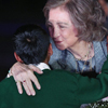 La Reina llega a Guatemala con 800 kilos de medicinas para un hospital infantil