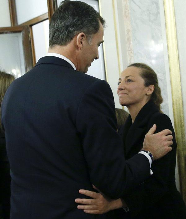 La familia real en el funeral del expresidente Adolfo Suarez Ppes-asturias5-a