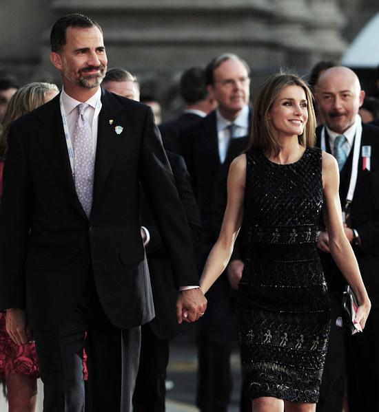 Los diez años de Felipe y Letizia como Príncipes de Asturias, en cifras