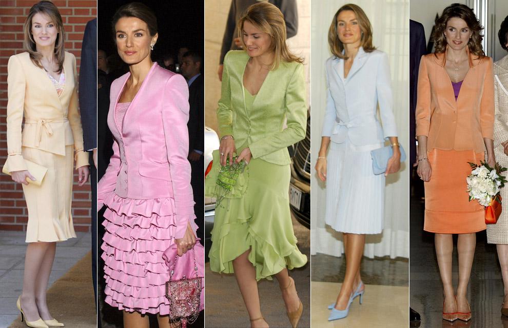 Vestidos de fiesta princesa letizia