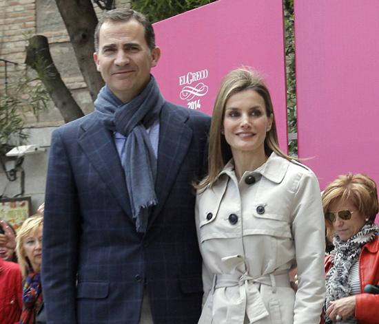 A los Príncipes de Asturias se les han hecho 'muy cortos' sus diez años de matrimonio