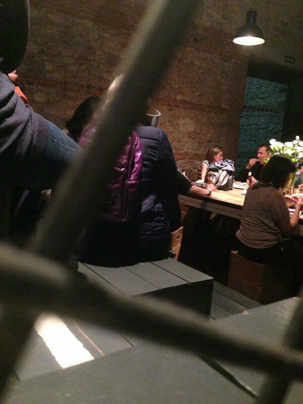 Los Príncipes de Asturias celebran su cena de aniversario en el Matadero de Madrid
