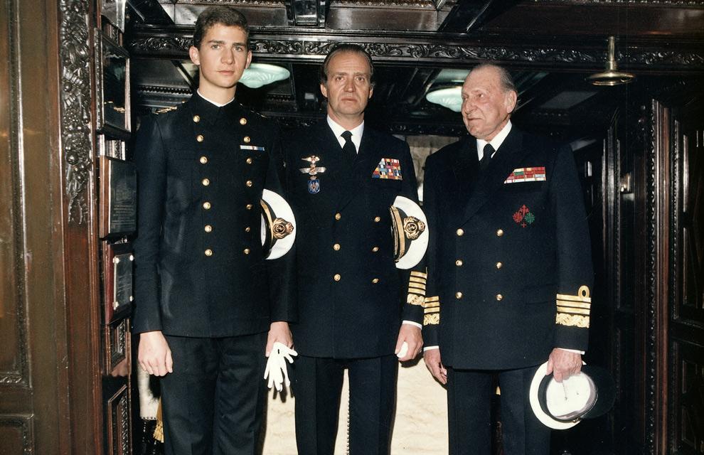 ¿Cuánto mide el Rey Felipe VI? - Real height 09-principe-mar--a