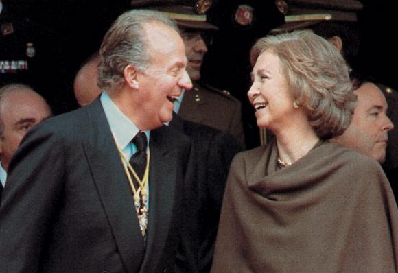 Don Juan Carlos, el Rey de todos los españoles