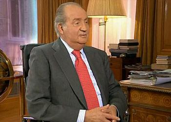 Don Juan Carlos: 'Me gustaría que me recordaran como el Rey que ha unido a todos los españoles'