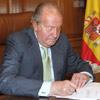 La abdicación del Rey Juan Carlos