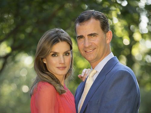 Los futuros reyes Felipe VI y Letizia viajarán durante julio y agosto por España y otros países