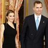 El Príncipe Felipe: 'Estamos viviendo momentos muy especiales'