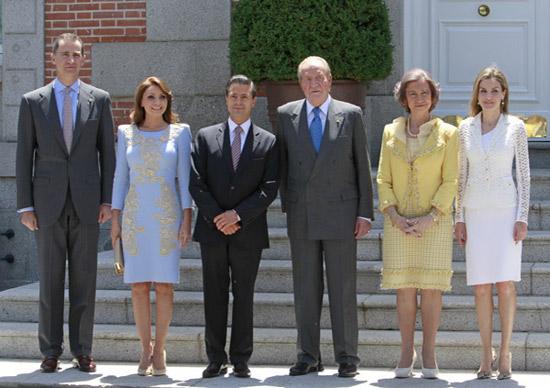 La Familia Real despide el reinado de don Juan Carlos y doña Sofía con una semana llena de actos