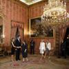 Los nuevos reyes Felipe y Letizia saludarán uno a uno a 2.000 invitados en el Palacio Real