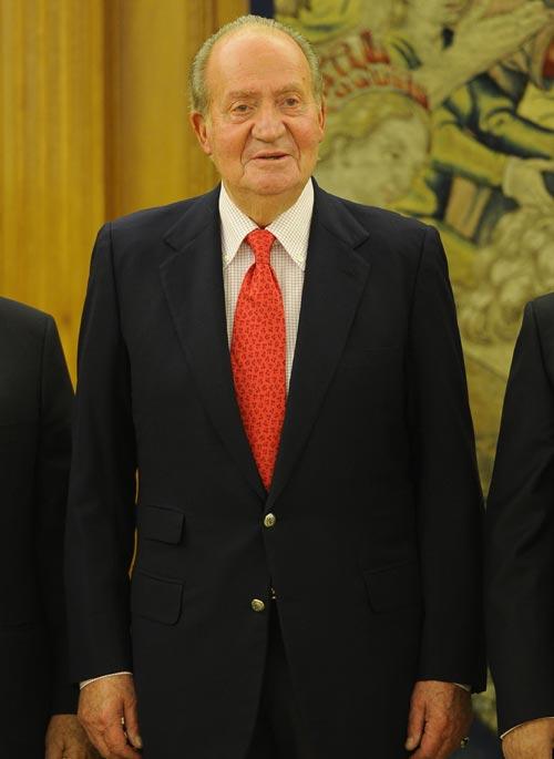 Aprobada la ley de abdicación del Rey Juan Carlos