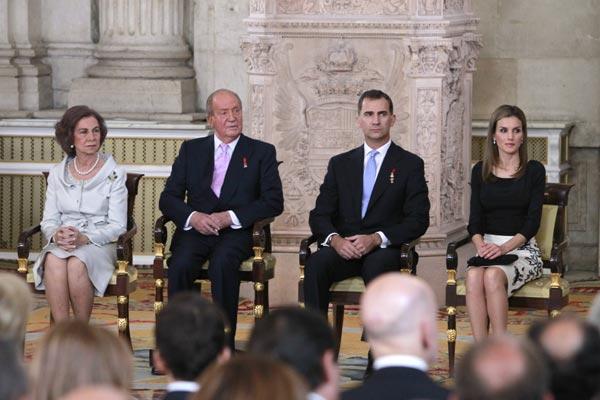 Reyes y Príncipes de Asturias