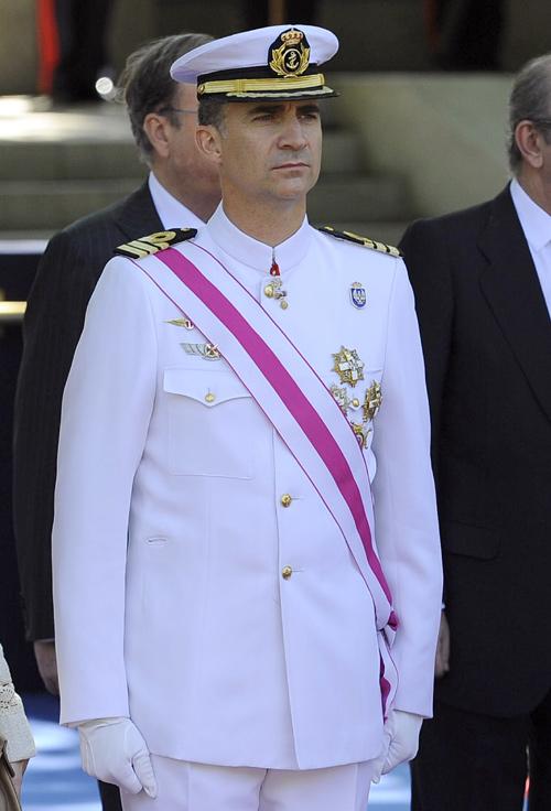 Las funciones de don Felipe como Jefe de Estado