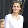 Doña Letizia, una Reina de blanco como en todas sus fechas señaladas