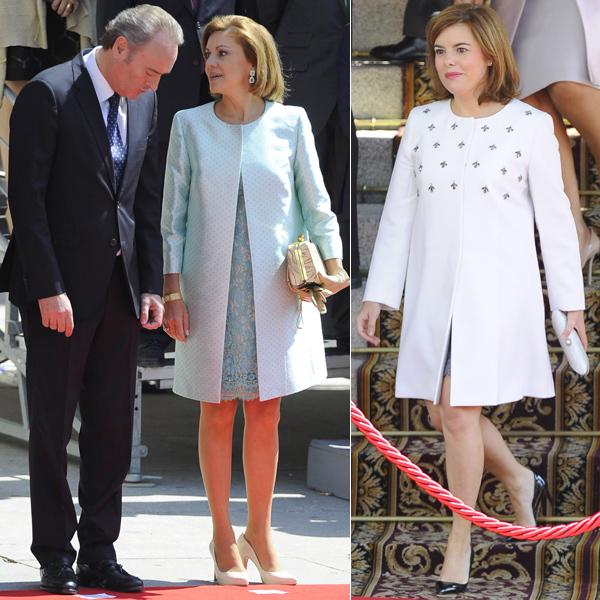 Los padres de doña Letizia, Pau Gasol... testigos del juramento de Felipe VI como Rey de España