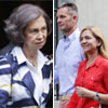 La reina Sofía viaja a Ginebra para estar al lado de la infanta Cristina